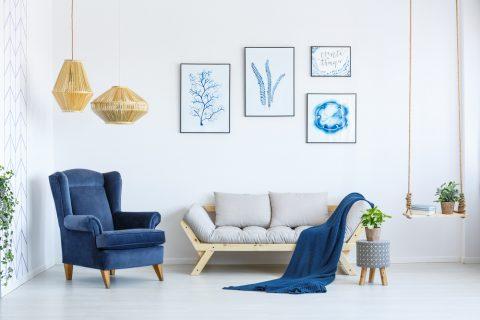 12 moyens simples de rafraîchir votre intérieur